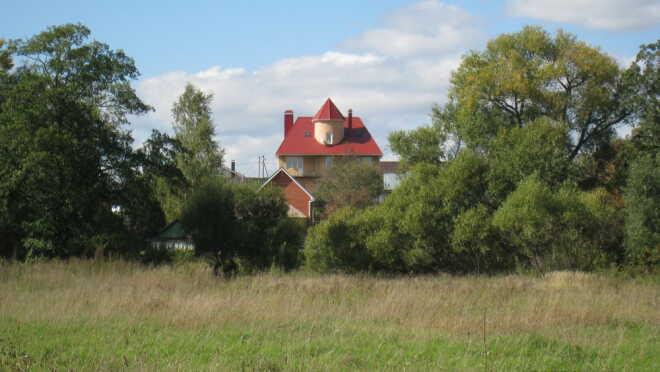 Коттеджный поселок Тургенево